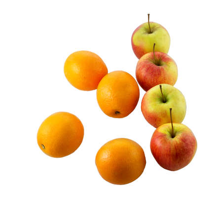 idioms: Like apples and oranges