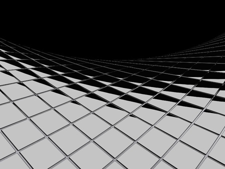 Silverballs pattern photo