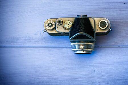 vintage camera: Vintage camera