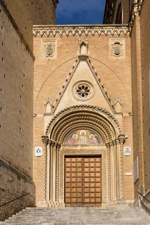 abruzzo: Saint Giustino Cathedral, Chieti, Abruzzo, Italy