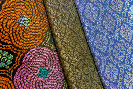 Malaysia Songket  Songket is a fabric that belongs to the brocade family of textiles of Indonesia, Malaysia and Brunei  It is hand-woven in silk or cotton