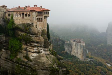kalampaka: The Monasteries at Meteora
