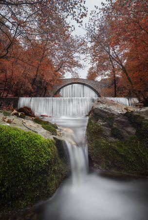 pili: The Waterfalls of Palaiokaria