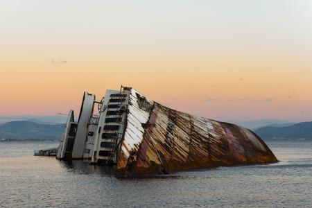 shipwreck: The Seagulls Shipwreck