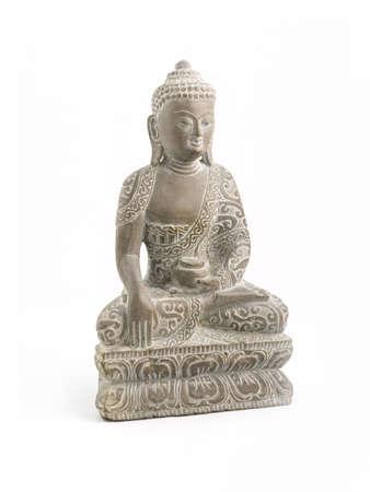 soapstone: Carved Soapstone Buddha
