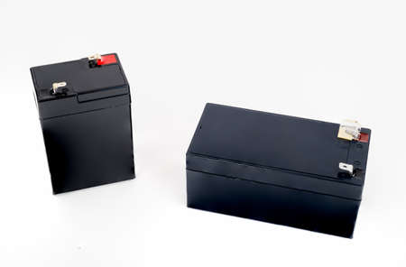 UPS - Uninterruptible Power Supply Backup Battery, also appropriate for Solar Applications. photo