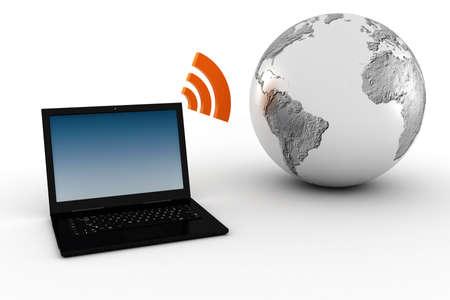 comunication: 3d wireless global comunication