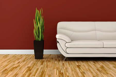 3d interior studio render photo