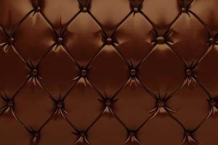 brown: 3d vintage leather texture background Stock Photo