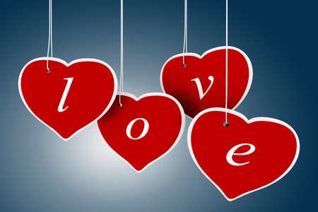 3d valentine Stock Photo - 11909571
