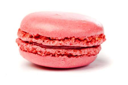 マカロン: 盛り合わせ色鮮やかなフランスのマカロン