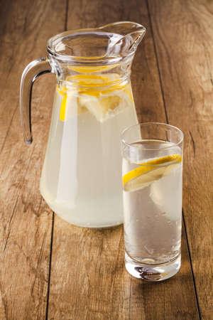 limonada: limonada sabroso fresco