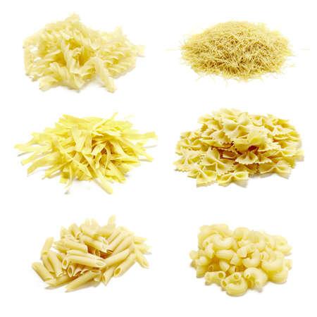 italian pasta collection Stock Photo - 21901542