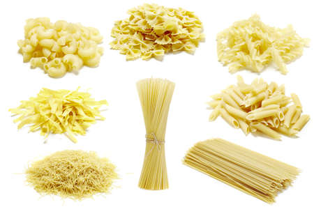 italian pasta collection photo