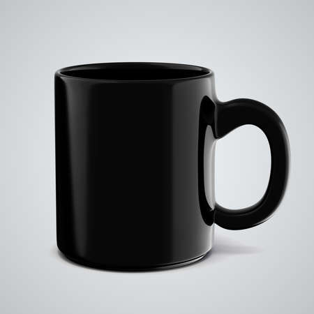 3d cup on white background Stock Photo - 22735469
