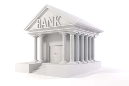 18,485 Bank Building Stock Vector Illustration And Royalty Free ...