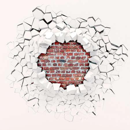blast: 3d wall destruction