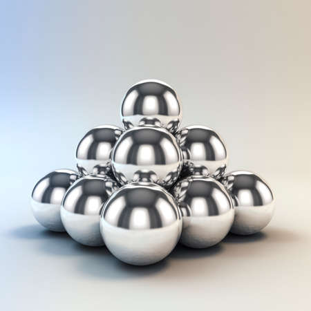 meta: 3d meta spheres