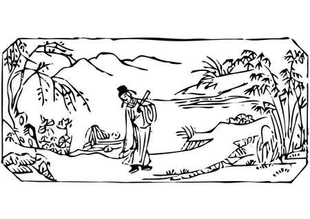 TRAVEL Ilustração
