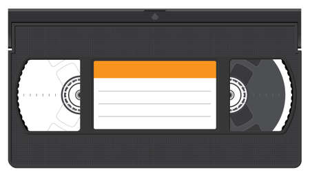 nineties: Leeg Video Cassette