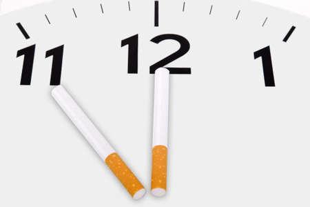 Rauchen aufhören Stock Photo - 2475404