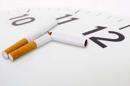 Rauchen aufh�ren Stock Photo - 2475405