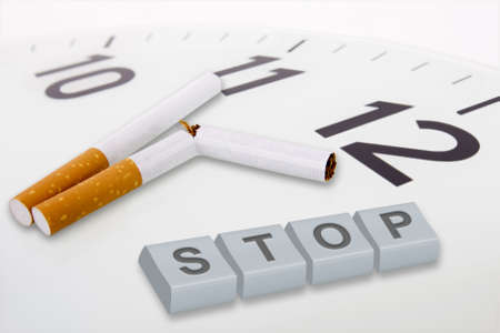Stop smoking Stock Photo - 2487953