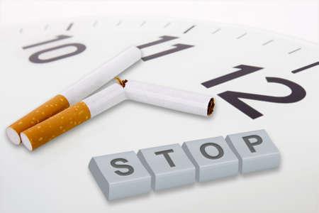 Stop smoking Stock Photo - 2487953