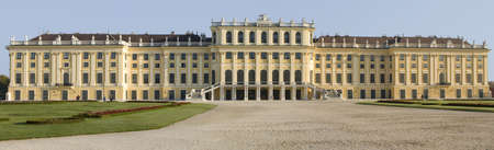 sissy: Schoenbrunn Castle, Vienna Stock Photo