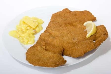 Viennese Schnitzel photo