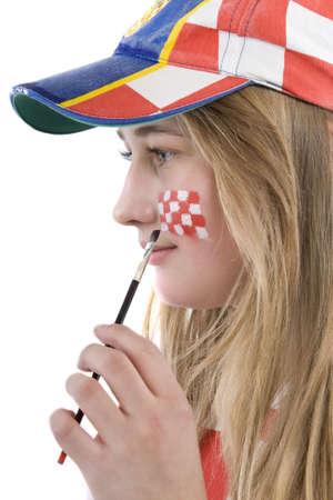 fanatics: croatia fan