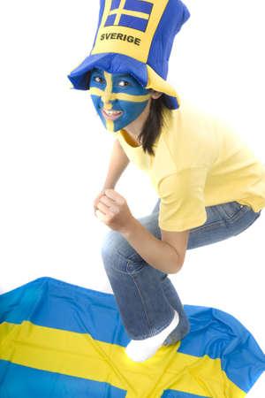 fanatics: sweden Fan