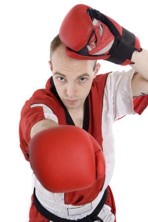 fitnesscenter: kickboxing