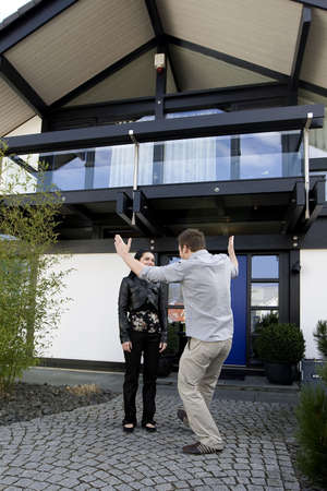 prefabricated building: Own house as a lifes dream