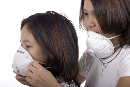 dust mask: protective mask