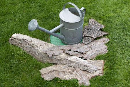 wateringcan: watering-can Stock Photo