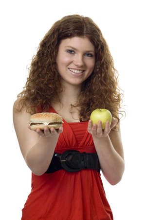 rearrangement: Hamburger or apple