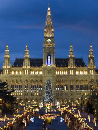 advent time: Viennese Christmas fair