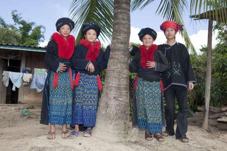 ethnic group: Asian people Laos, ethnic group Yao