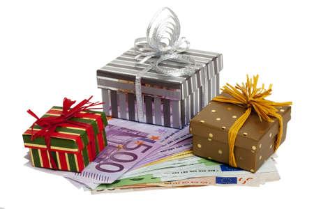christmas budget: Christmas shopping