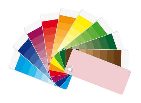 Color Fan Stock Photo - 6142912