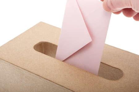 Vote Stock Photo - 8479547