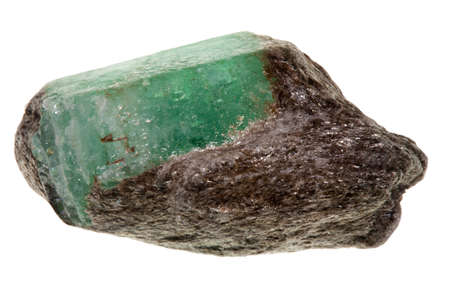 RAW emerald Standard-Bild