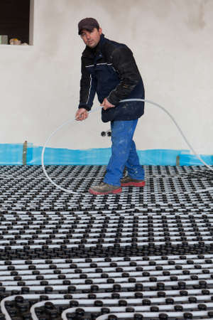 underfloor heating and cooling photo