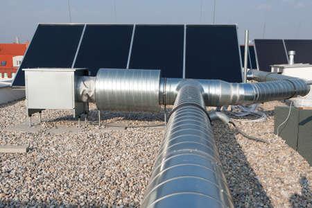 alternative energy source: Solar