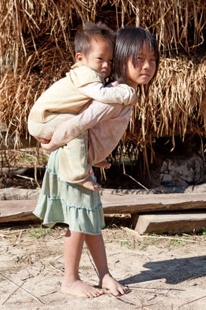 cohesion: Children in poverty