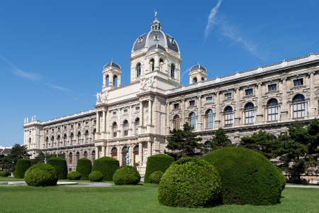 place of interest: Museum of natural history Vienna
