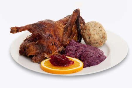roasted duck photo