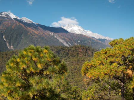 haba: Haba Snow Mountain, Yunnan, China