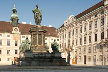 hofburg: Amalienburg dans le complexe Hofburg, Vienne